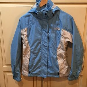 The north face hyvent ski snowboard shell jacket s